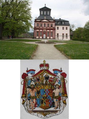 Kaisersaal a. d. Schloßhof Schwarzburg