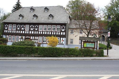 Fröbelhaus in Oberweißbach