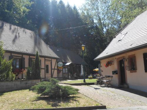 Ferienwohnung und Restaurant