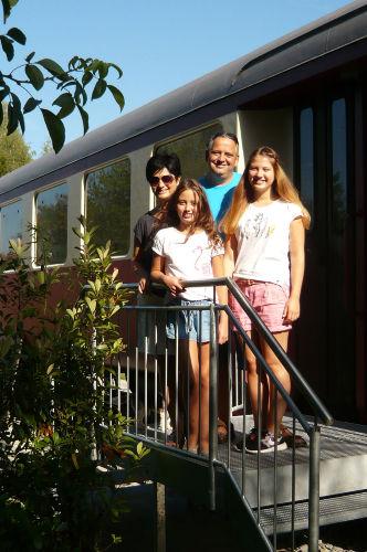 Gastgeberfamilie Burkhart