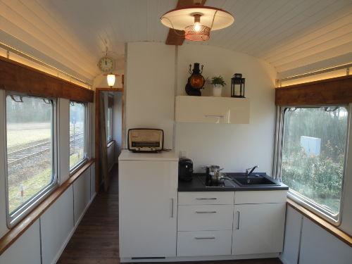 Waggon Küche