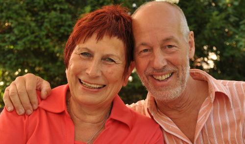 Rolf und Bärbel Wackermann