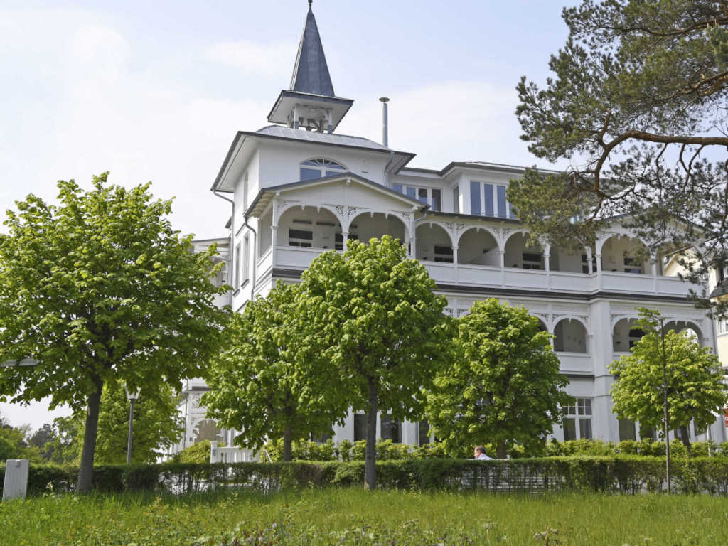 Villa Seeblick F637 WG 9 mit Meerblick, SVS 9