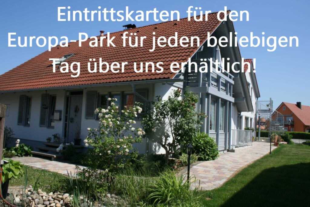 Gästehaus Hauser, Ferienwohnung 60 m²