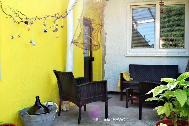 Zwei Fewos 'Im Wiesengrund' F 413, Nr.1 - 2-Raum-F