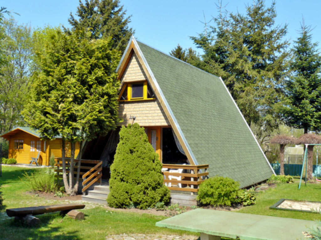 Finnhütten in Freest, Finnhütte 3 - groß