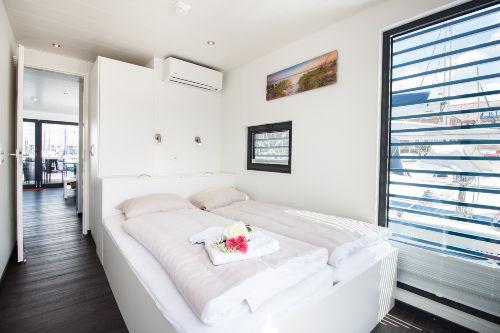 Schlafzimmer backbord