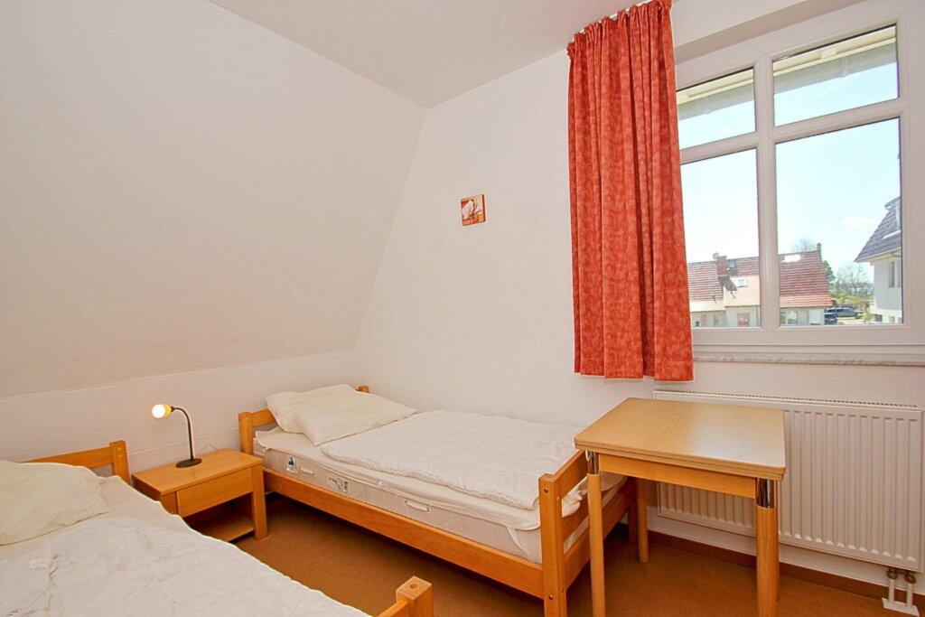 Hafenhäuser Wiek, B01: 60 m², 3-Raum, 4 Pers., Bal