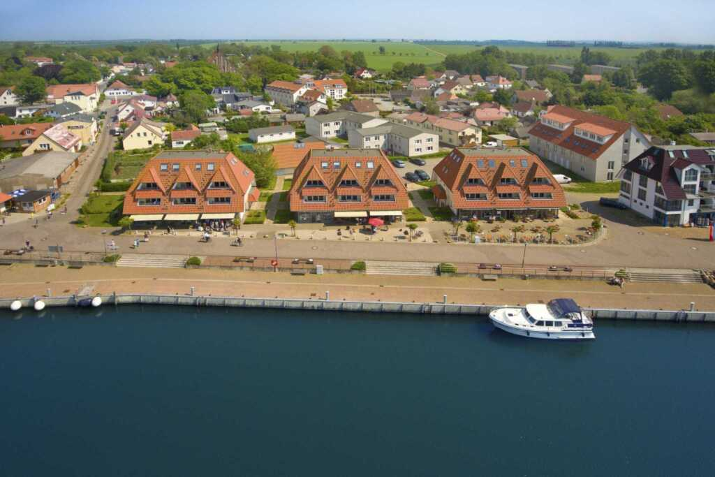 Hafenhäuser Wiek, A14: 59 m², 2-Raum, 3 Pers., Bal