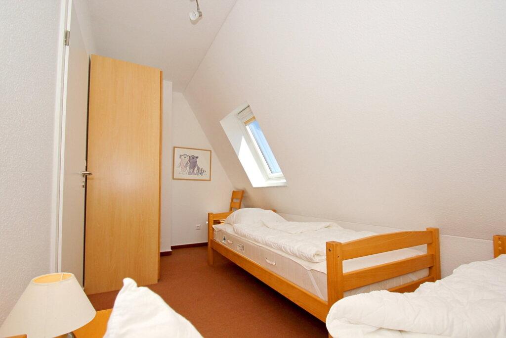 Hafenhäuser Wiek, C04: 74m², 3-Raum, 4 Pers, Balk