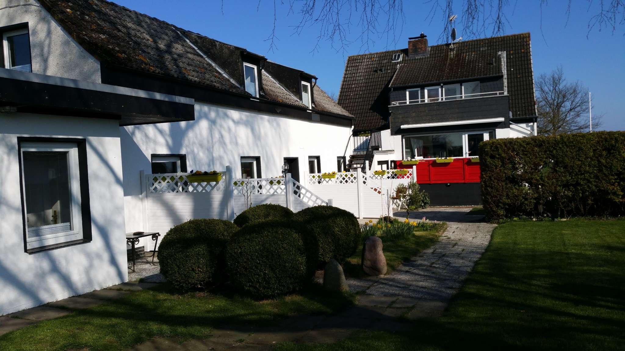 Außenansicht Ferienhaus am Fuchsberg