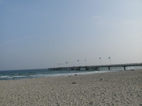 Seebrücke Dahme