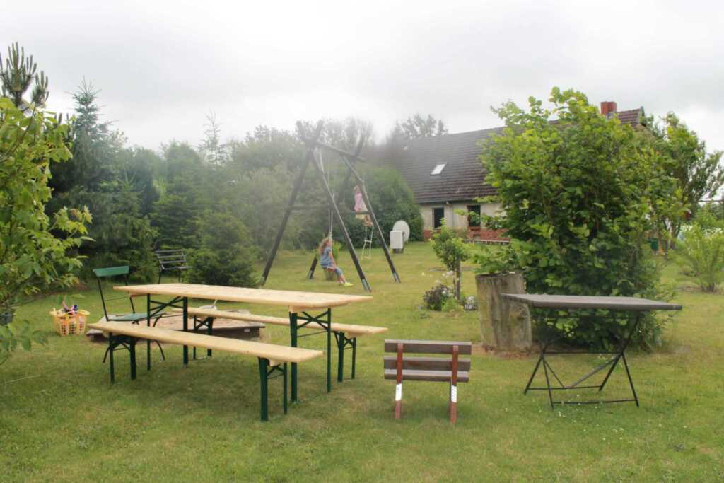 LandHof Jörnstorf nahe Ostseebad Rerik, 4-Raum-Fer