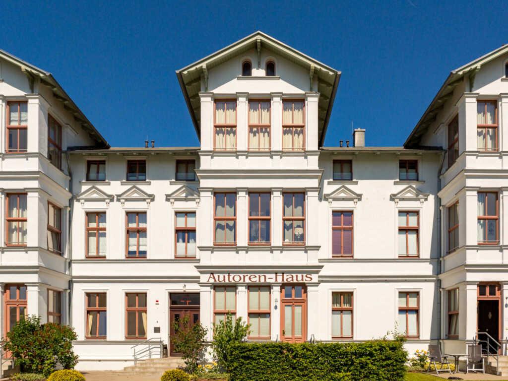 Das Autorenhaus, Wohnung 18 Kurt Tucholsky