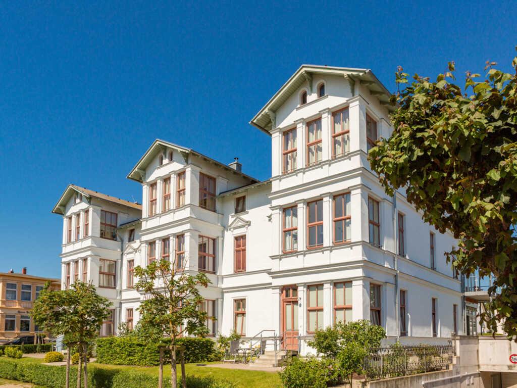 Das Autorenhaus, Wohnung 09 Alfred Döblin
