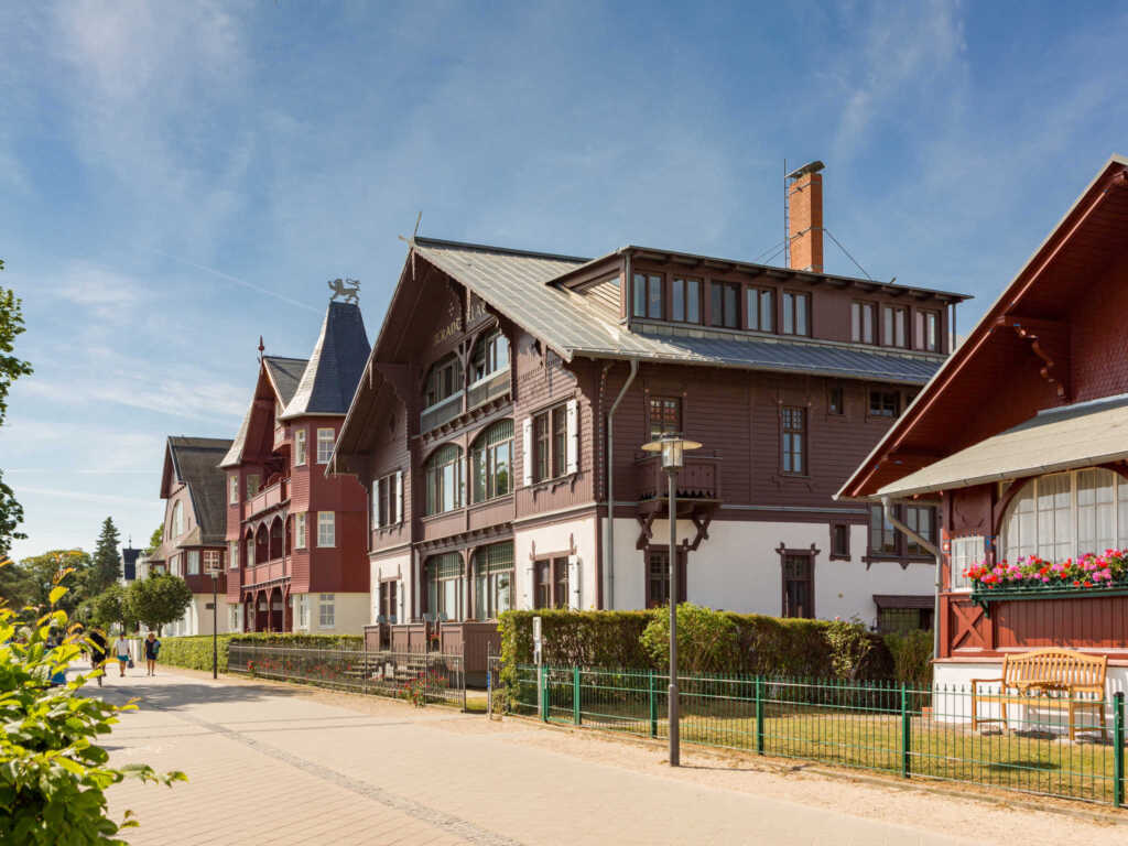 Seehof Bansin, Seehof Wohnung 11
