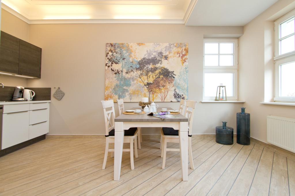 Seehof Bansin, Seehof Wohnung 15