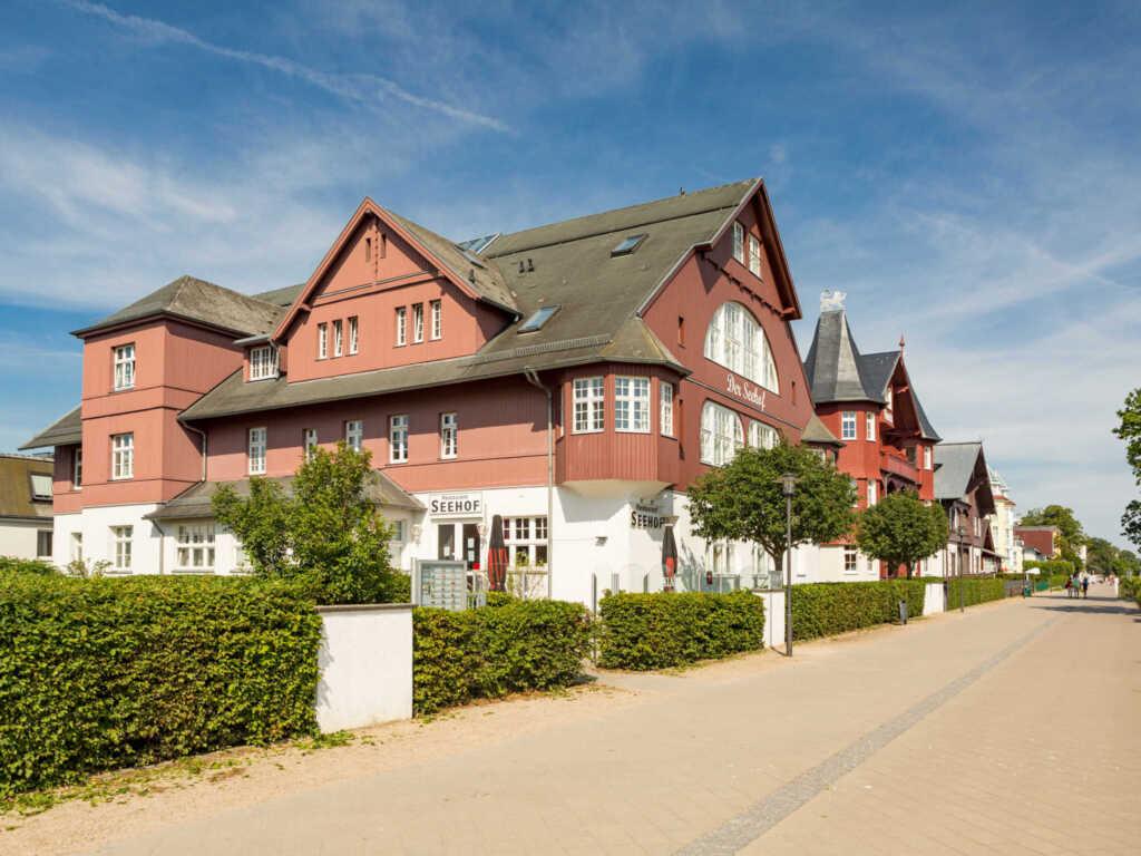 Seehof Bansin, Seehof Wohnung 21