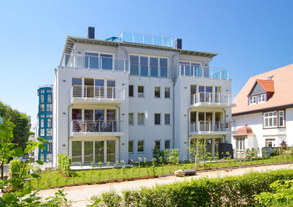 Seeresidenz Haus Baltic, Seeresidenz Baltic 1.2
