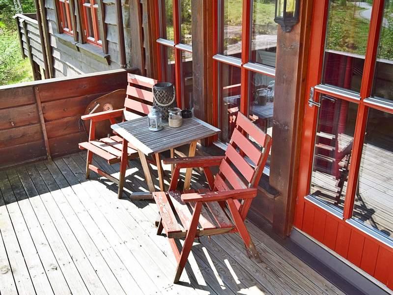 Umgebung von Ferienhaus No. 68028 in Åseral