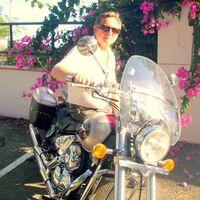 Vermieter: Motorradfahren, es ist eine große Freude