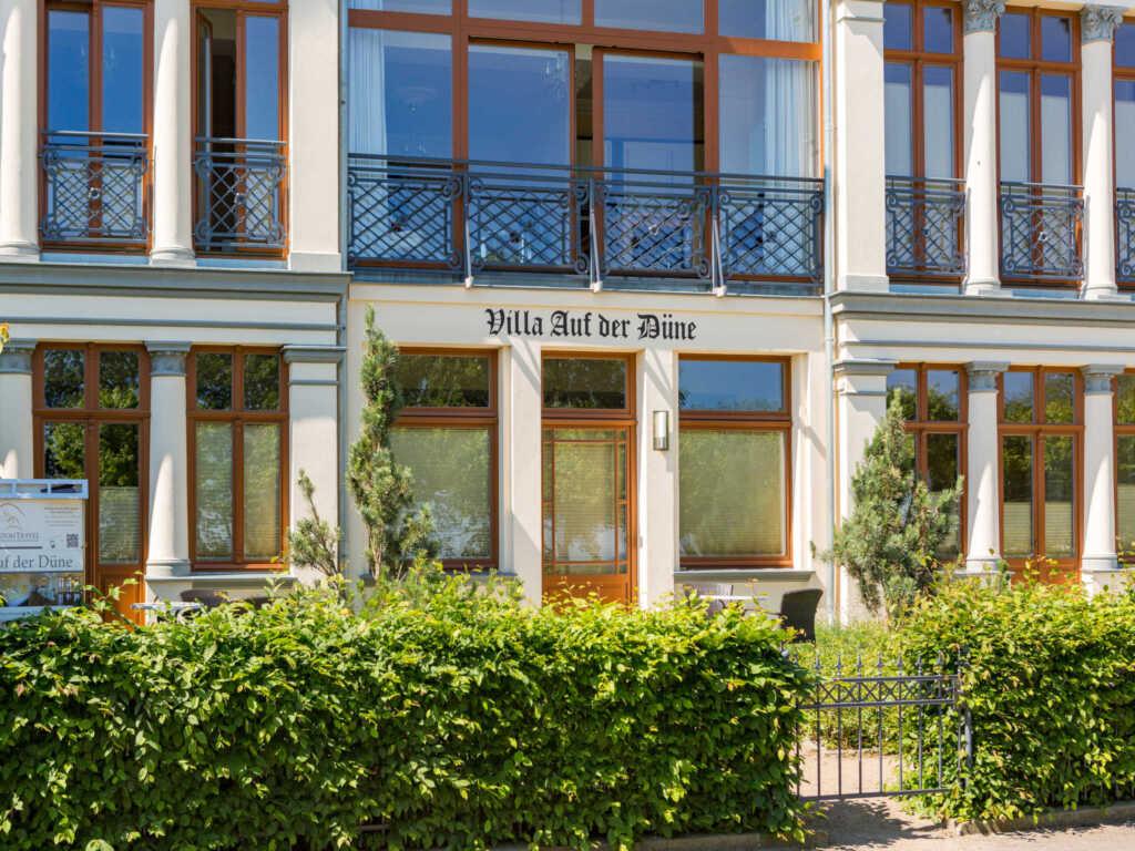 Villa auf der Düne, Villa Auf der Düne 1