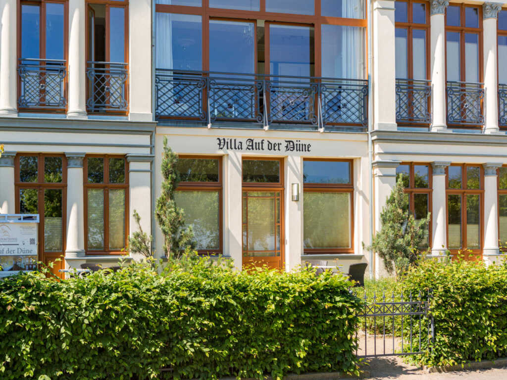 Villa auf der Düne, Villa Auf der Düne 7