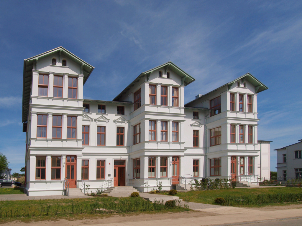 Das Autorenhaus, Wohnung 15 Lasker-Schüler