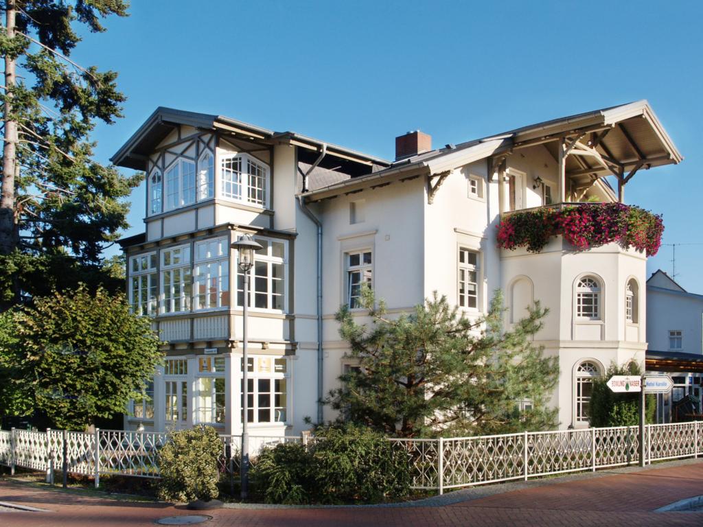 Villa Brunnenstraße, Brunnenstraße Whg. 3