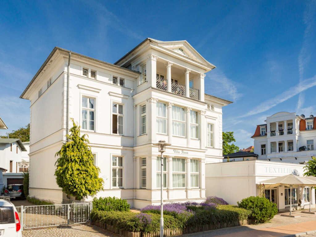 Villa Anna Bansin, Wohnung Aquamarin