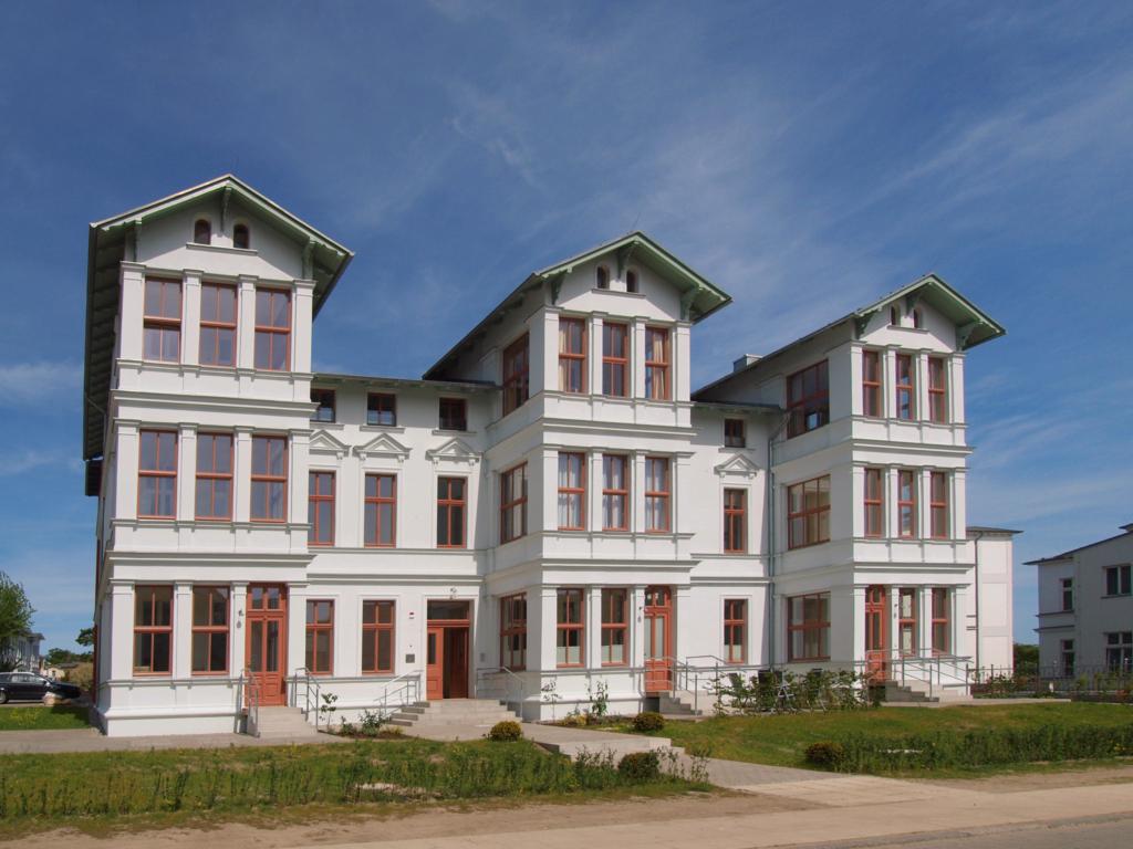 Das Autorenhaus, Wohnung 03 Heinrich Mann