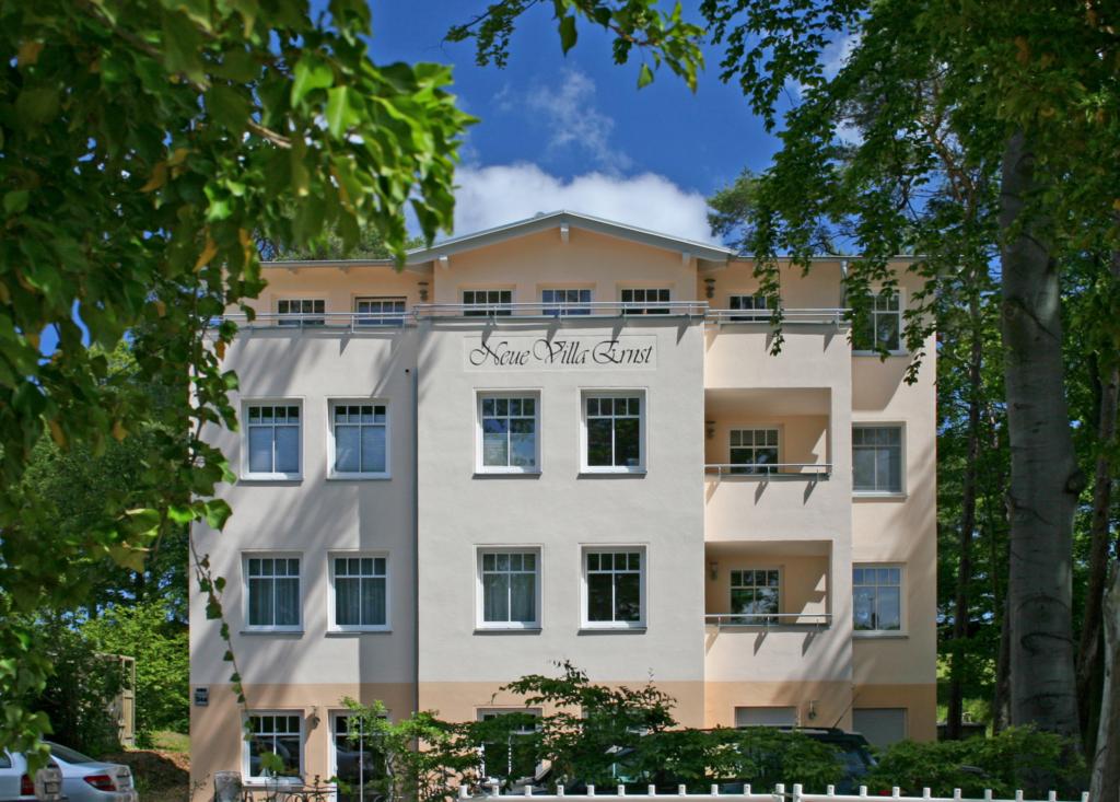 Neue Villa Ernst, Penthouse Wohnung