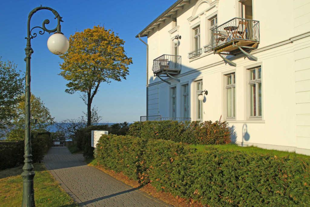 Haus am Kliff, Kliff 9