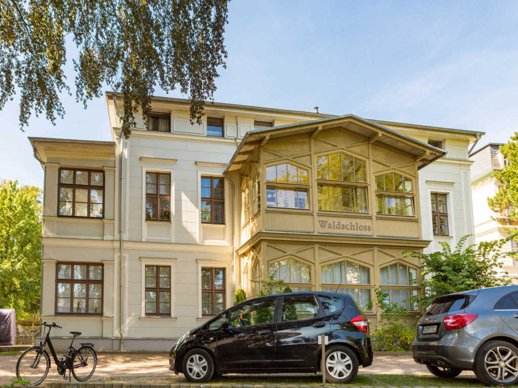 Villa Waldschloss, Waldschloss 03