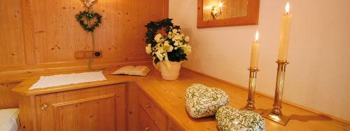 Detailbild Schlafzimmer