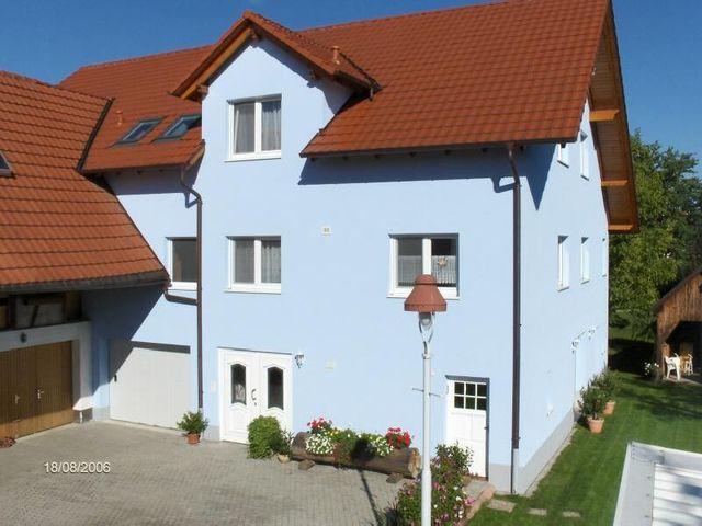 Gästehaus Kern, NR-Fewo Katja 50qm, 1 Wohn-- Schla
