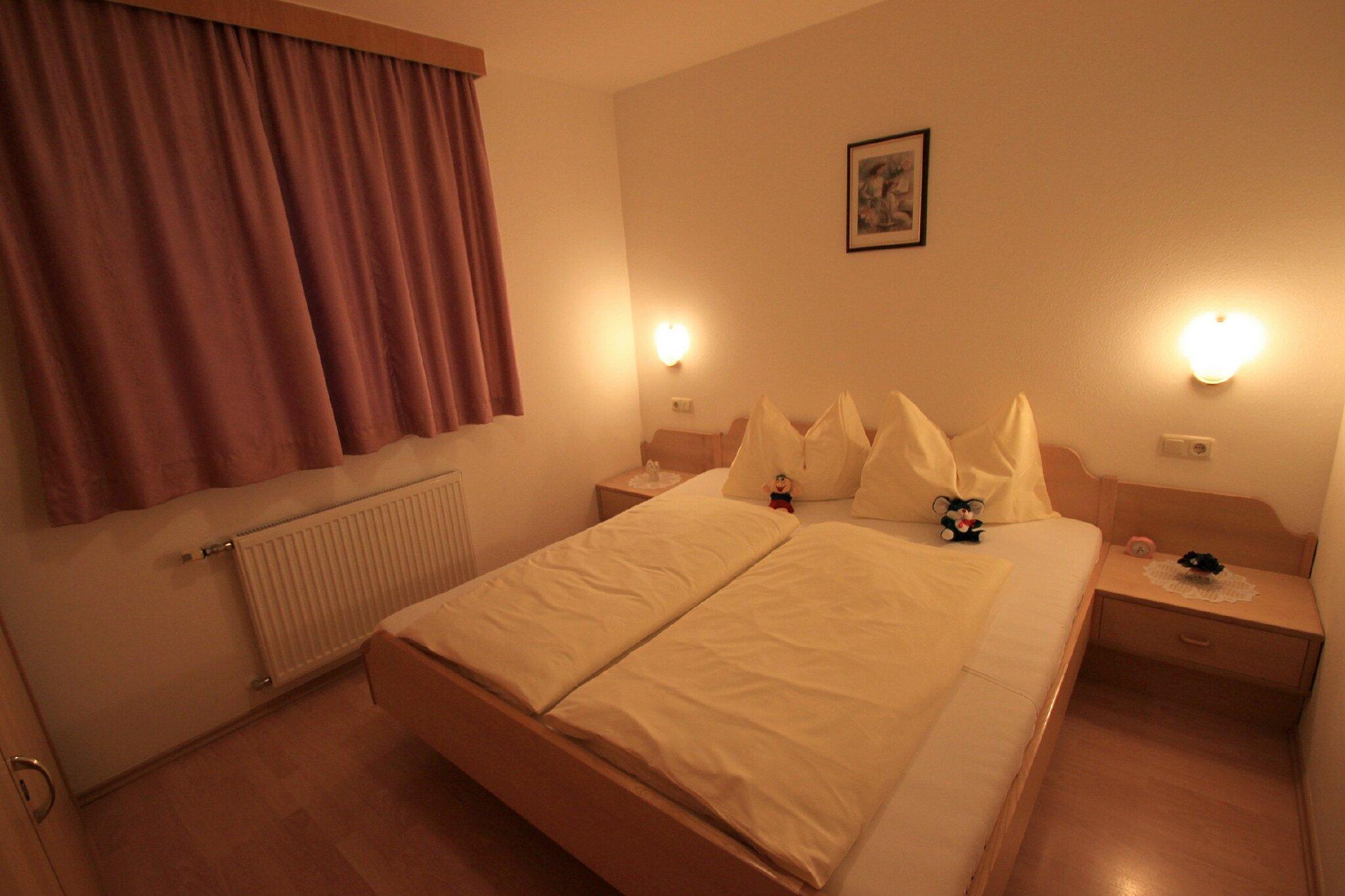 1 Schlafzimmer, Bettw�sche inklusive