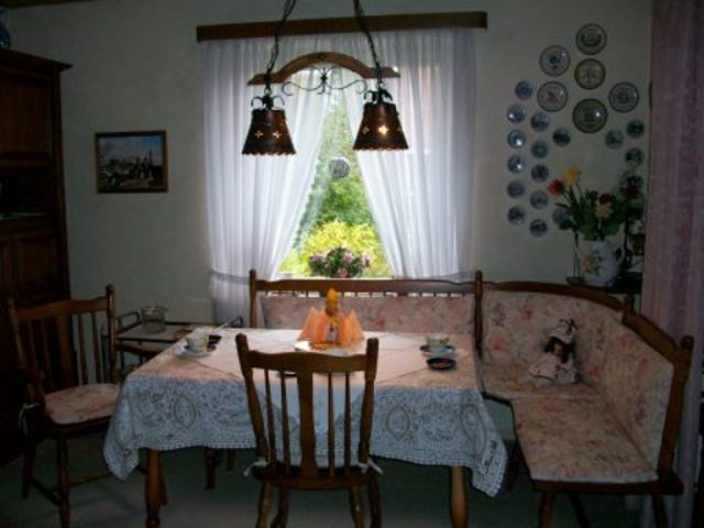 Ferienzimmer im 'Haus Balcke', Doppelzimmer 1 (ein