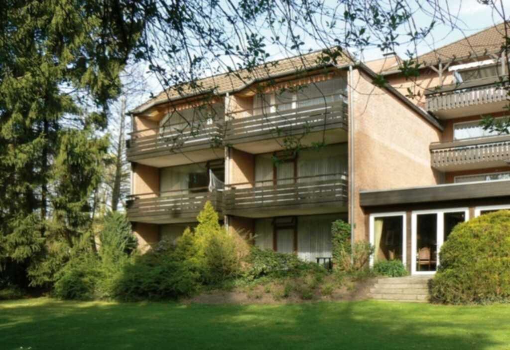 Hotel-Garni Haus Wiesenweg, Ferienwohnung 40 qm