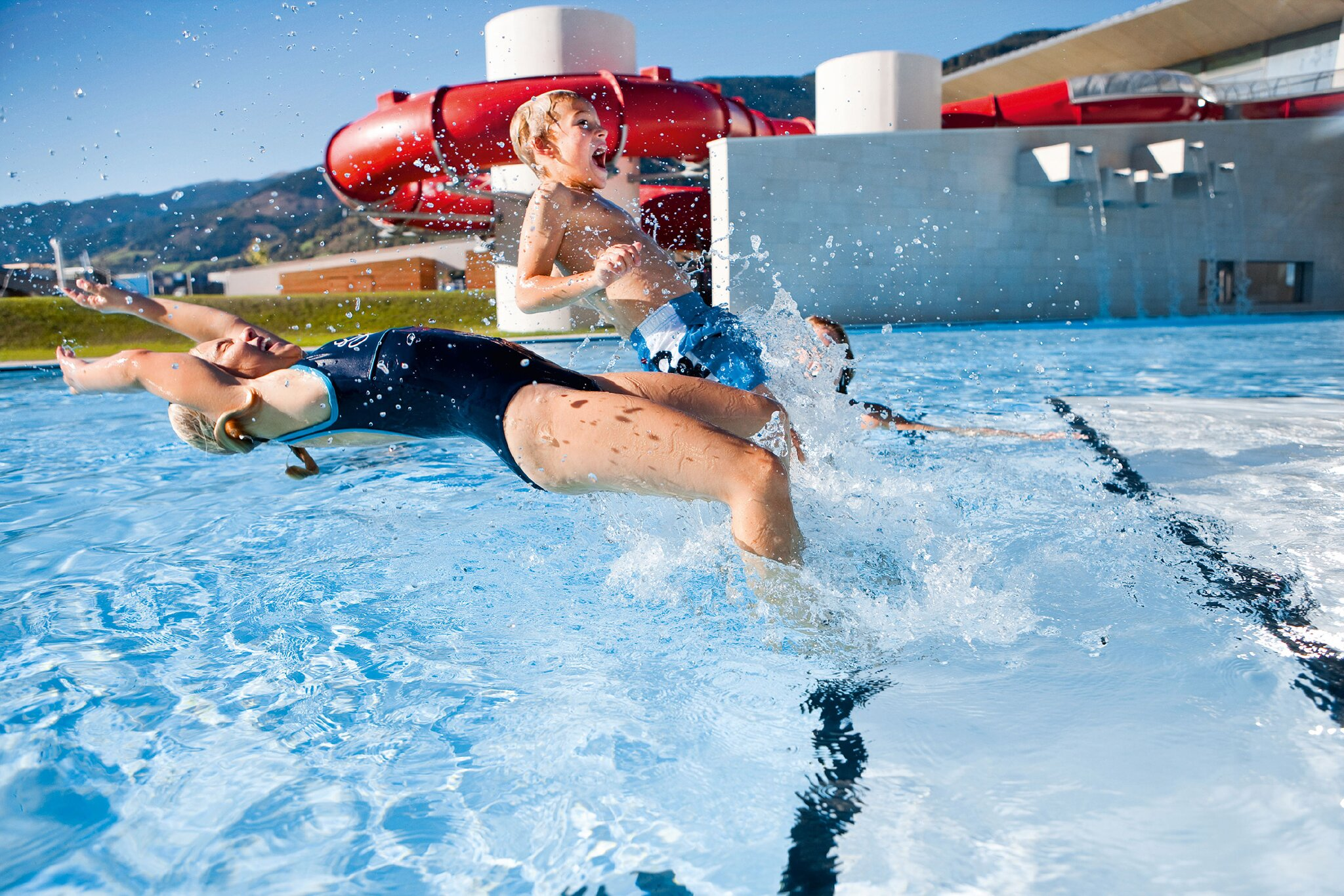 Frei: Therme Kaprun, Badesee, Wellness