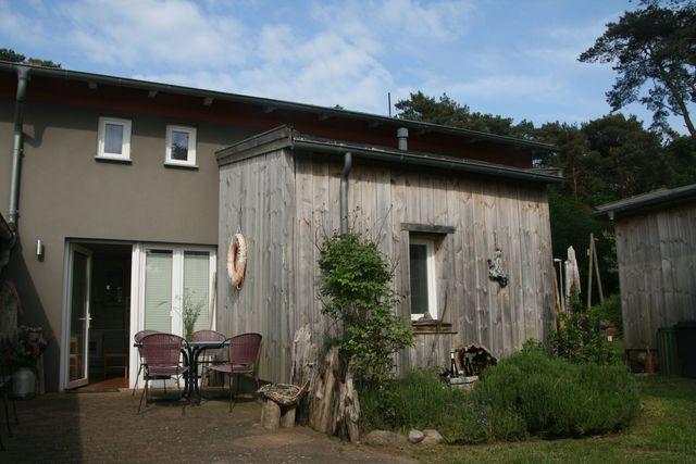 Landhaus nahe Ostseebad Kühlungsborn, Landhaushälf