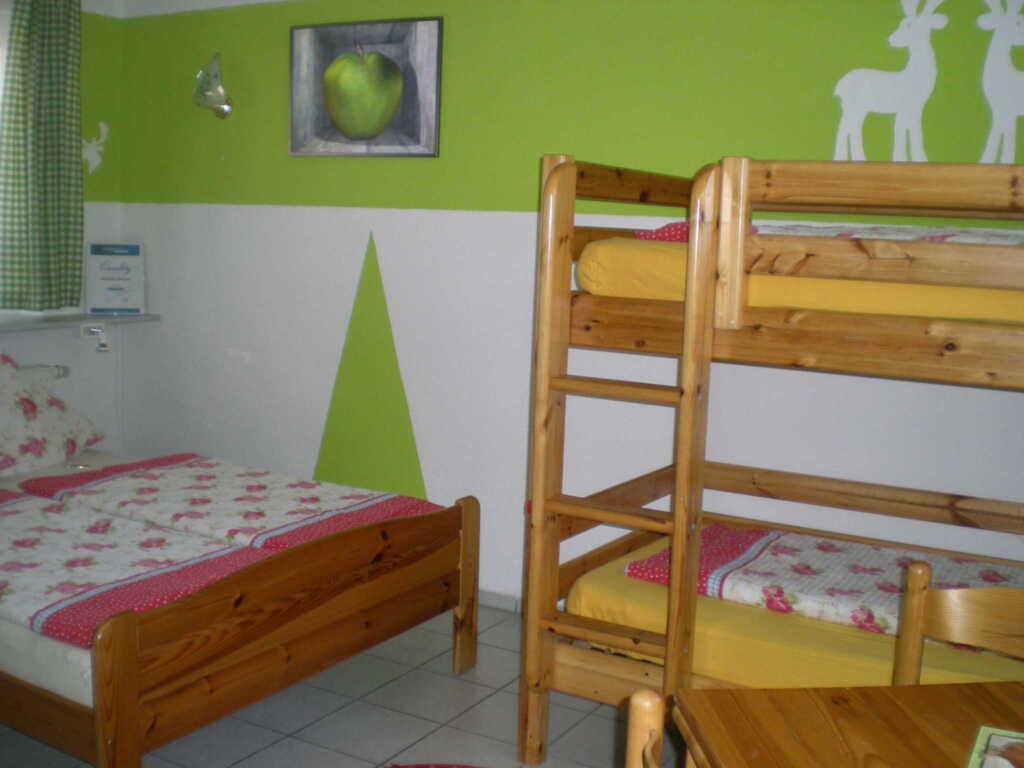 G�stehaus Winkler, NR-Vierbettzimmer, 24 qm, WC un