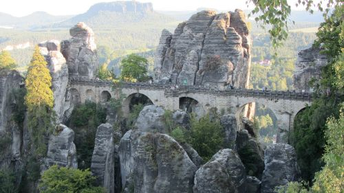 sächsische Schweiz - Wanderparadies