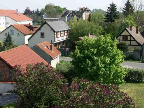 Umgebung von Ferienwohnung 'Am Fliederbusch'