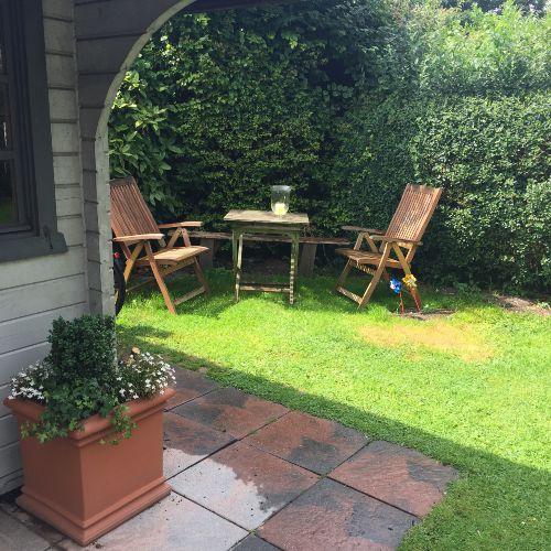 Weiterer Gartenplatz