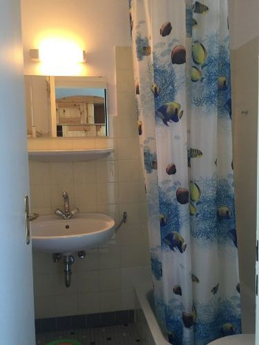 Duschbad mit WC