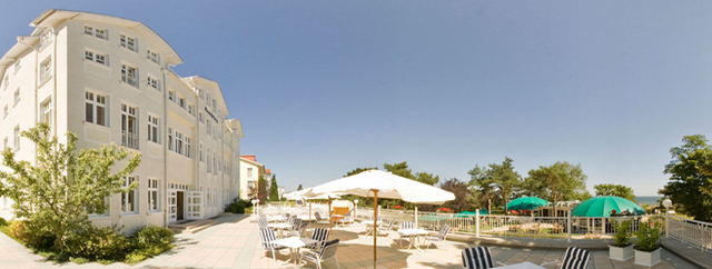 'Haus Seeblick' - Hotel Garni & Ferienwohnungen, K