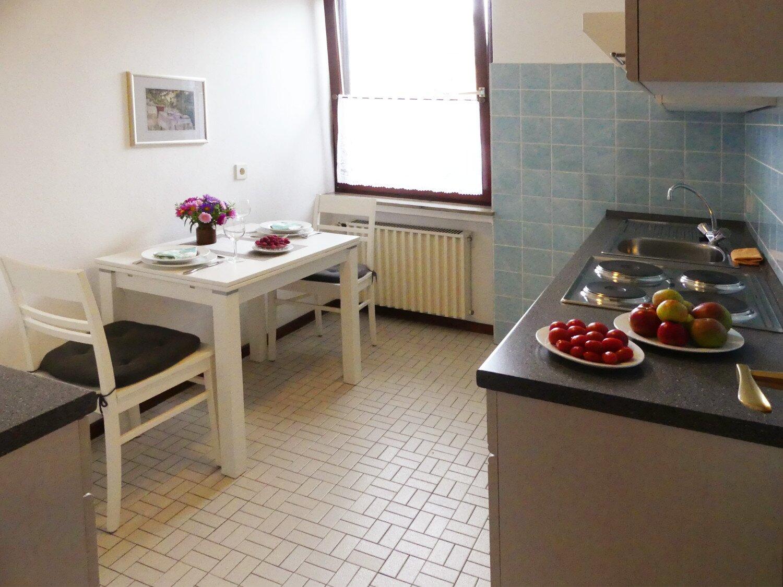 Küche - Ferienwohnung-R-Wojahn