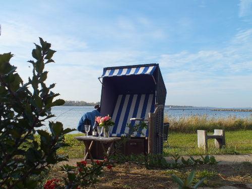 Werft-Strand
