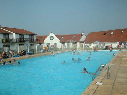 zur Anlage gehörender Swimmingpool